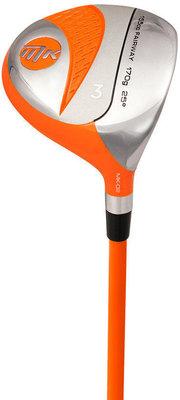 Masters Golf MKids Lite Junior kompletný golfový set pravý Orange 49in - 125cm