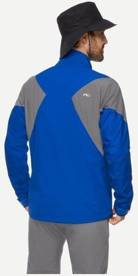 Kjus Men Pro 3L Jacket Alaska Steel Grey 52