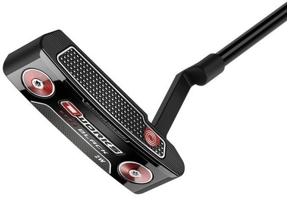 Odyssey O-Works Black 1 Putter SuperStroke 2.0 35 Left Hand