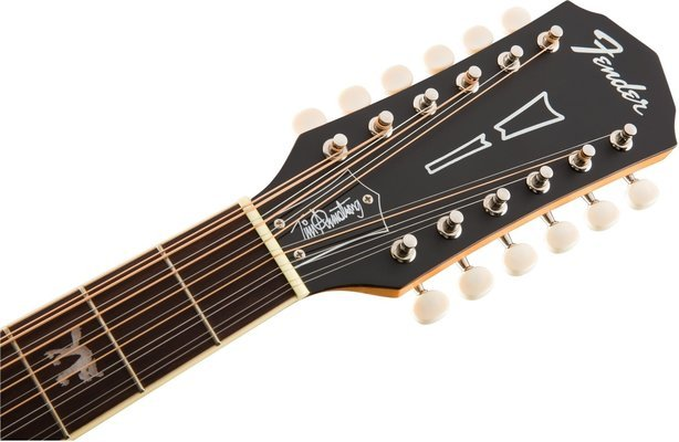 Fender Tim Armstrong Hellcat 12-String WN Natural