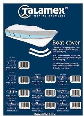 Talamex Boat Cover XXS