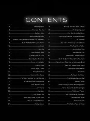 Hal Leonard First 50 Folk Songs You Should Play on Guitar