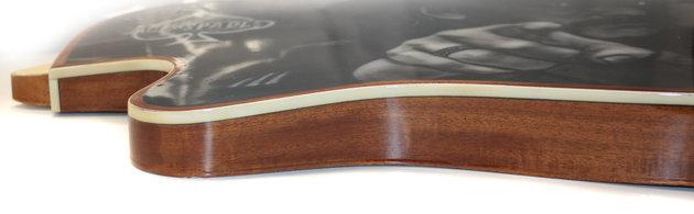 TZ Deco Lemmy Kilmister Airbrush