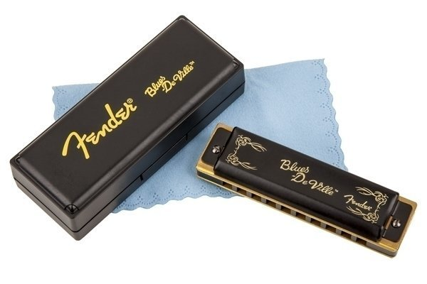 Fender Blues DeVille Harmonica, Key of F