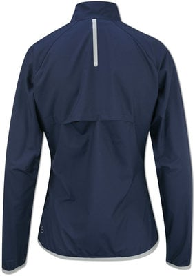 Callaway Full Zip Wind Jacket Peacoat XS Womens