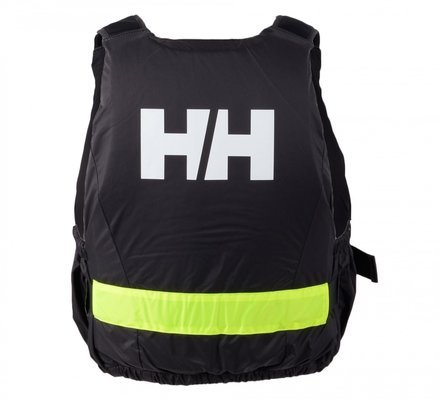 Helly Hansen Rider Vest Ebony - 70-90 kg
