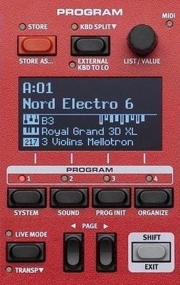 NORD Electro 6D 73