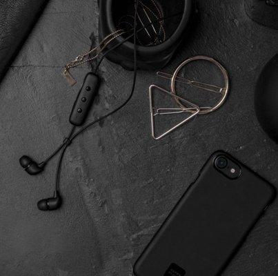 Happy Plugs In-Ear Wireless Black