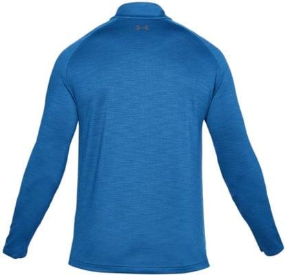 Under Armour UA Playoff 1/4 Zip Mens Sweater Mediterranean/Rhino S
