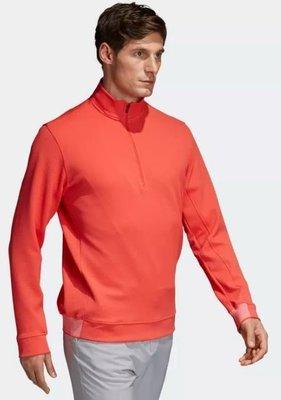 Adidas Adipure Layering Mens Sweater Bahia Coral M