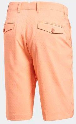 Adidas Adipure Dobby Mens Shorts Sun Glow 36