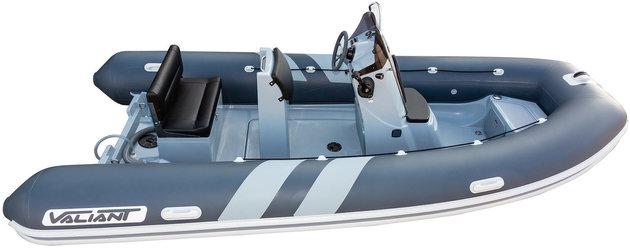 Valiant 500 Sport Hypalon Dark Grey