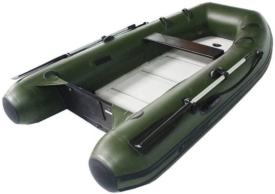 Mercury Adventure Enduro - 290 Fiberglass Floor