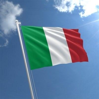 Talamex Flag Italy 20x30 cm