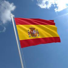 Talamex Flag Spain 20x30 cm