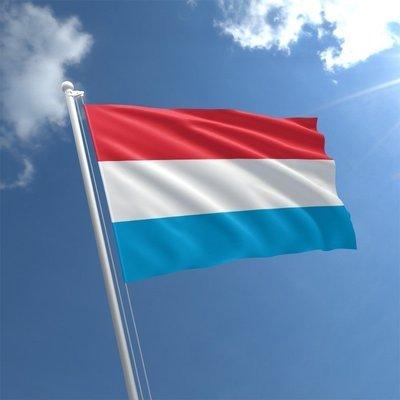 Talamex Flag Luxemburg 20x30 cm