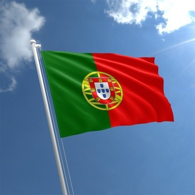 Talamex Portugal Steag național
