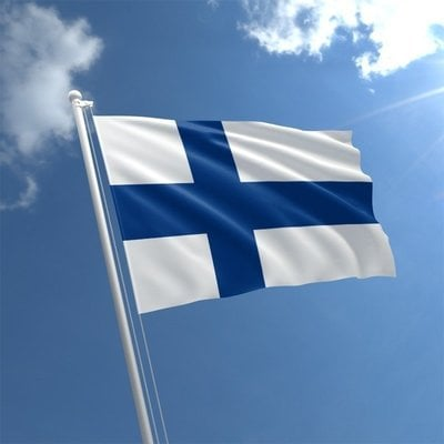 Talamex Flag Finland 20x30 cm