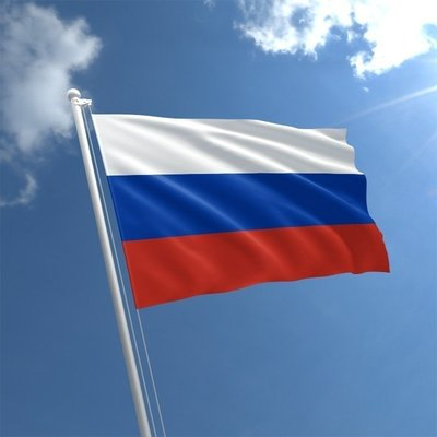 Talamex Russia Steag național