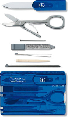 Victorinox SwissCard Cuțit de buzunar
