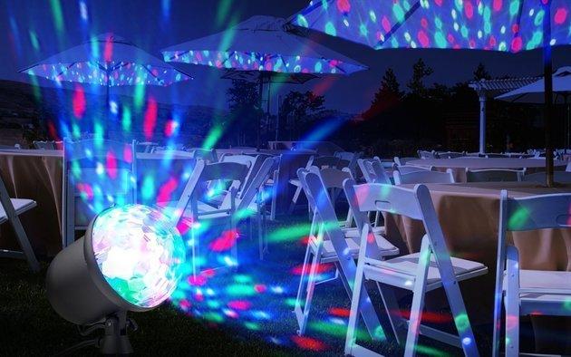 ION Holiday Party Plus Efect de lumini