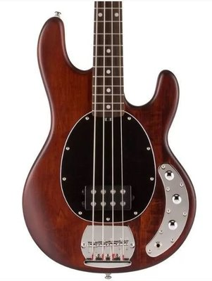 Sterling by MusicMan S.U.B. RAY4 Walnut Satin