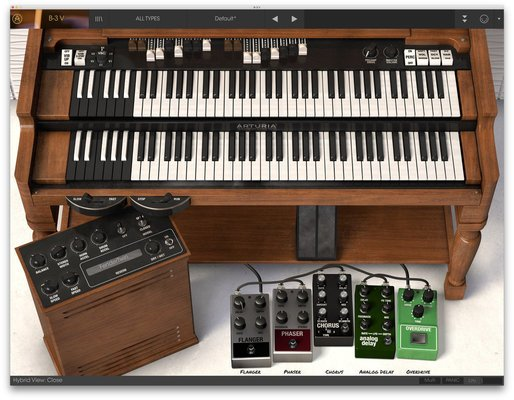 Arturia V Collection 6 Software de studio Instrument VST