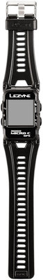 Lezyne Micro C GPS Watch Black