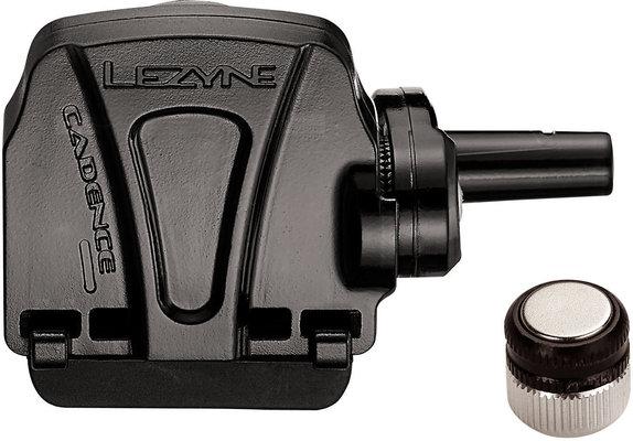 Lezyne Cadence Speed Flow Sensor Black