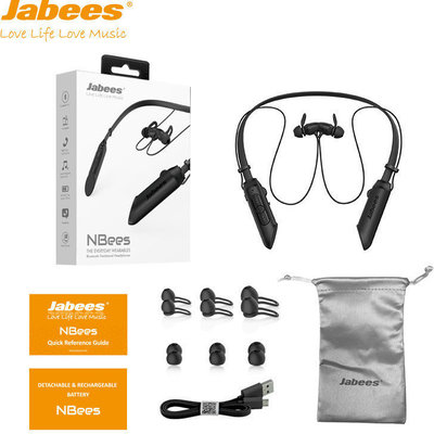 Jabees NBees Black