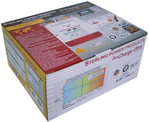 Sterling Power Pro Charge Ultra 12V 40A