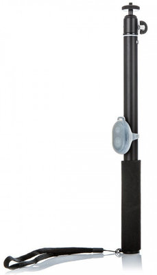 MadMan Selfie Stick PRO RC 112 cm Black