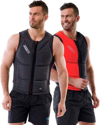 Jobe Reversible Impact Vest Men Red/Grey - M