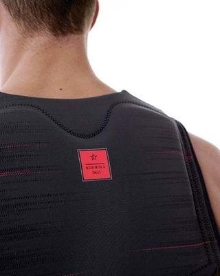 Jobe Reversible Impact Vest Men Red/Grey - XL