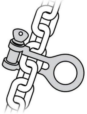 Kong Chain Gripper 5-8 mm