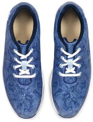 Footjoy Leisure Womens Golf Shoes Blue US 8,5