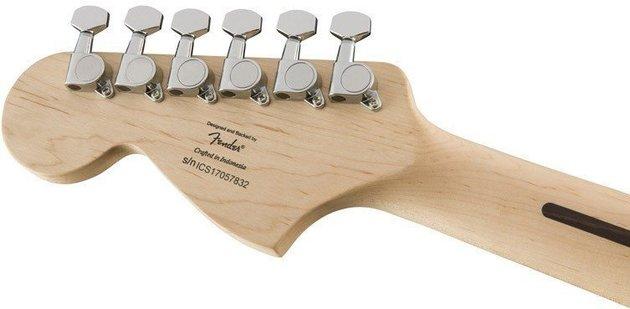 Fender Squier Bullet Mustang Olympic White