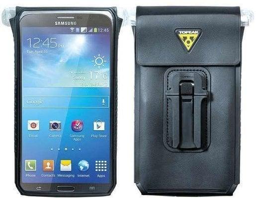 TOPEAK SMART PHONE DRY BAG 6 (5''- 6'') Black