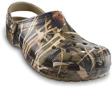 Crocs Classic Realtree Khaki 37-38