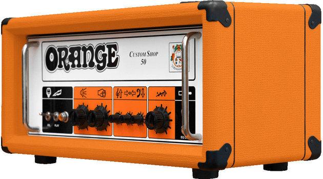 Orange Custom Shop 50 V2