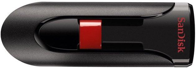 SanDisk Cruzer Glide USB Flash Drive 64 GB