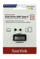 SanDisk Ultra Dual Drive USB Type-C 256 GB