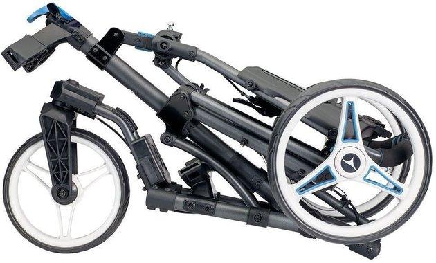 Motocaddy P360 Blue Golf Trolley