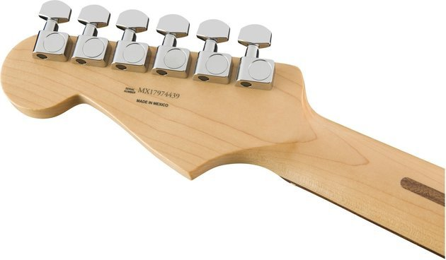 Fender Player Series Stratocaster PF Polar White