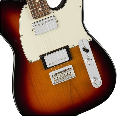 Fender Player Series Telecaster HH PF 3-Color Sunburst