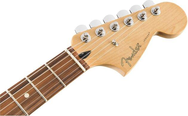 Fender Player Series Jaguar PF Sonic Red