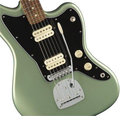 Fender Player Series Jazzmaster PF Sage Green Metallic