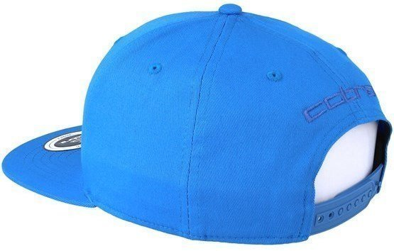Cobra Tour Snake Snapback Cap Electric Blue
