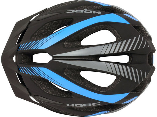 HQBC EPIQE Black/Blue Matt 53-58