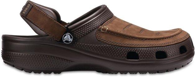 Crocs Men's Yukon Vista Clog Espresso 43-44